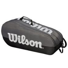 Wilson Team 6 Racket Bag Grey