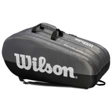 Wilson Team 15 Racket Bag Grey
