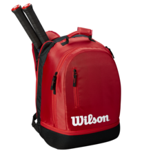Wilson Team Backpack Red Black