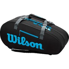 Wilson Ultra Tour 15 Racket Bag Black Blue