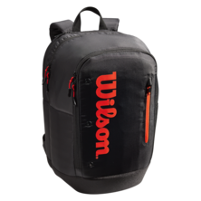 Wilson Tour Backpack Black Red