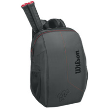 Wilson Federer Team Backpack Black Red