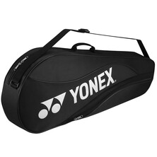 Yonex Thermal 3R Racket Bag (4833EX) Black Silver