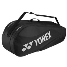 Yonex Thermal 6R Racket Bag (4836) Black Silver