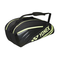 Yonex Performance 6 Racket Bag Black Lime Green