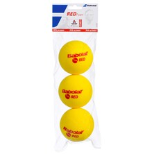 Babolat Red Foam Tennis Balls 3 Pack