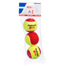 Babolat Red Felt Tennis Balls 3 Pack