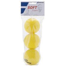 Babolat Soft Foam Tennis Balls 3 Pack