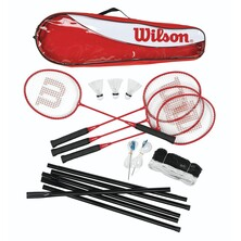 Wilson Family Badminton Leisure Set