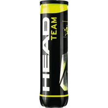 Head Team Tennis Balls - 4 Ball Can