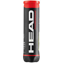 Head Championship Tennis Balls - 4 Ball Tube
