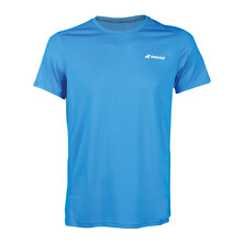 Babolat Core Flag Club Boy Tee Drive Blue