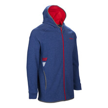 Babolat Core Boy's Hood Sweat Blue