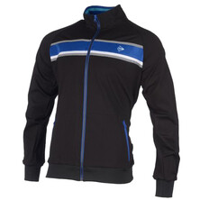 Dunlop Men's Performance Warm Up Jacket Antra Cobalt