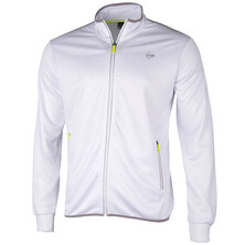 Dunlop Men's Club Knitted Jacket White