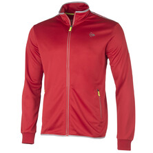 Dunlop Men's Club Knitted Jacket Red