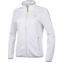 Dunlop Women's Club Knitted Jacket White
