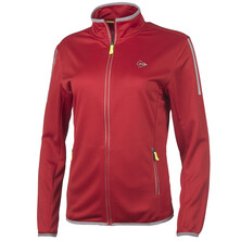 Dunlop Women's Club Knitted Jacket Red