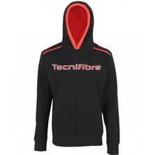 Tecnifibre Junior Hoody Fleece Black