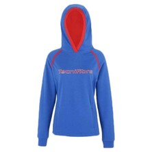 Tecnifibre Women's Hoody Fleece Blue