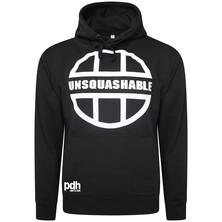 UNSQUASHABLE PDHSports Training Hoodie - Black White