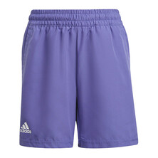Adidas Boy's Club Short Purple