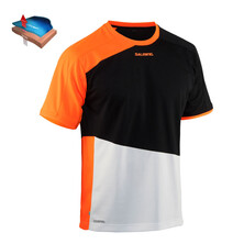 Salming Active Junior Tee Magma Red Black
