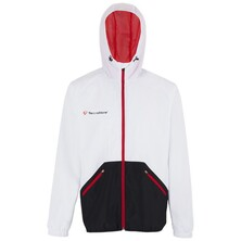 Tecnifibre Flash Light Jacket White