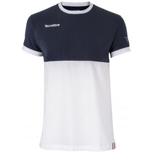 Tecnifibre Junior F1 Stretch T-Shirt 2020 Marine
