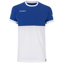 Tecnifibre Junior F1 Stretch T-Shirt 2020 Royal Blue