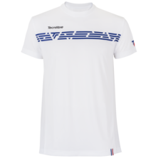 Tecnifibre Junior F2 Airmesh T-shirt 2020 Royal Blue