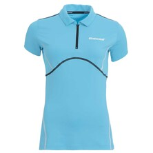 Babolat Match Performance Polo Womens Turquoise Blue