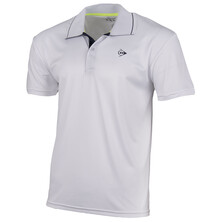 Dunlop Men's Club Polo White