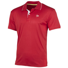 Dunlop Men's Club Polo Red