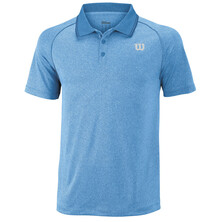 Wilson Men's Core Polo Shirt Blue