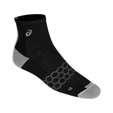 Asics Road Quarter Sock Black