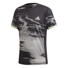 Adidas Mens New York Printed Tee Black