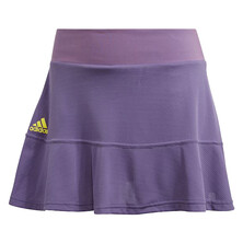 Adidas Women's Heat Ready Skirt Tech Purple