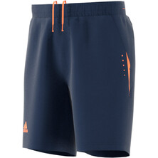Adidas Barricade Men's Short Blue Orange