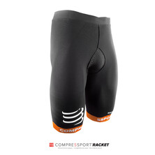 Compressport Compression Short Underwear Black - Racket