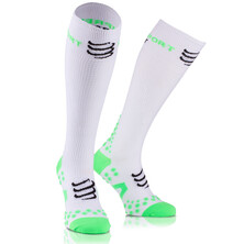 Compressport Play Detox Full Socks White