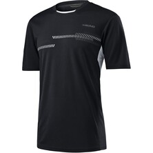 Head Men's Club Technical T-Shirt Black