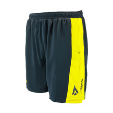 Karakal Men's Pro Tour Shorts Graphite Yellow