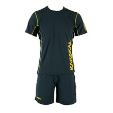 Karakal Men's Pro Tour Shirt Graphite