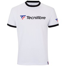 Tecnifibre Men's Cotton Tee Club 2019 White