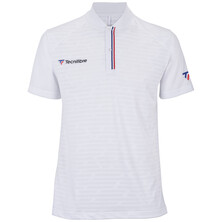 Tecnifibre Men's F3 Polo 2019 White