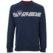 Tecnifibre Men's Sweatshirt Marine Blue