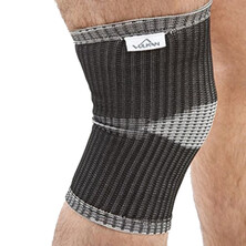 Vulkan Advanced Knee Support Black