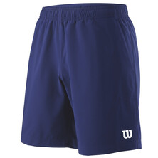 Wilson Men's Team 8 Inch Shorts Blue Depth