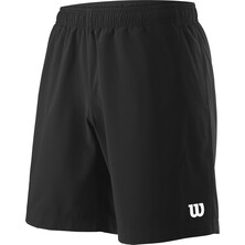 Wilson Men's Team 8 Inch Shorts Black